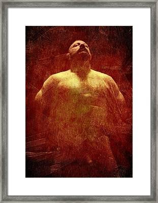 Enlightenment 10 Framed Print by Chris  Lopez