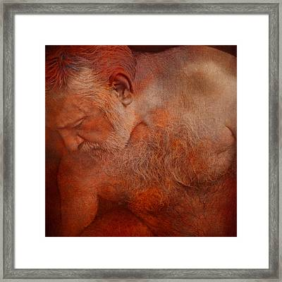 Enlightenment 12 Framed Print by Chris  Lopez