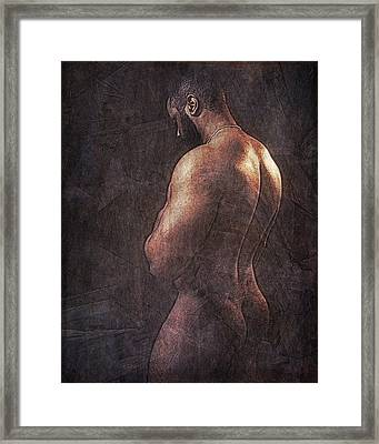 Enlightenment 19 Framed Print by Chris Lopez
