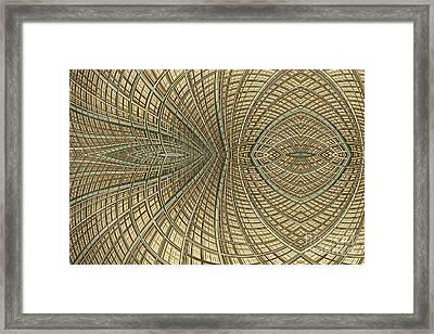 Enmeshed Framed Print by John Edwards