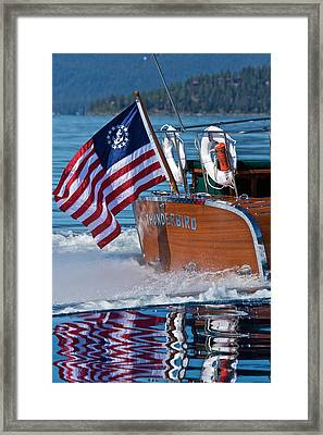 How Proud Framed Print by Steven Lapkin