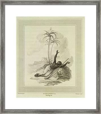 Enslaved Framed Print by British Library