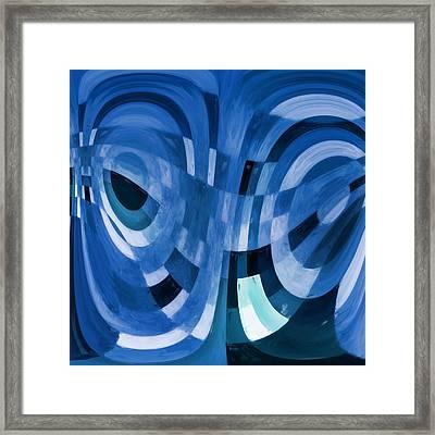 Envision Framed Print by Tom Druin