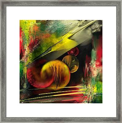 Envol  Framed Print by Francoise Dugourd-Caput