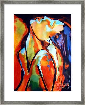 Epiphany Framed Print by Helena Wierzbicki
