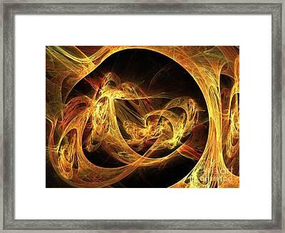 Epoch Framed Print by Kim Sy Ok