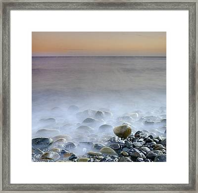 Equilibrium Framed Print by Guido Montanes Castillo