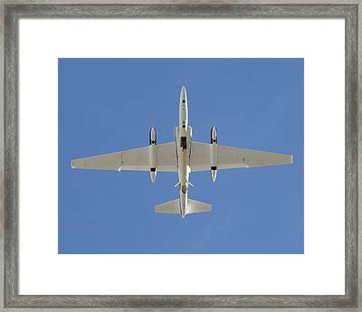 Er-2 High-altitude Research Aircraft Framed Print by Science Photo Library