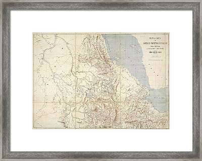 Eritrea Framed Print by British Library