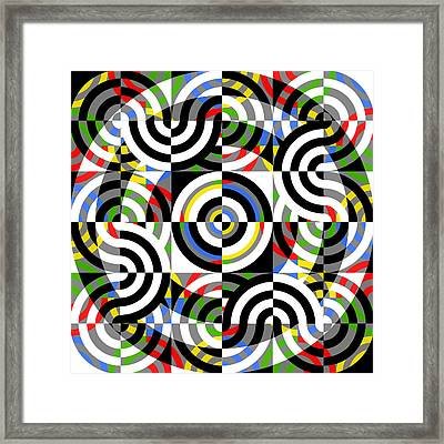 Escape Route Framed Print by Mike McGlothlen