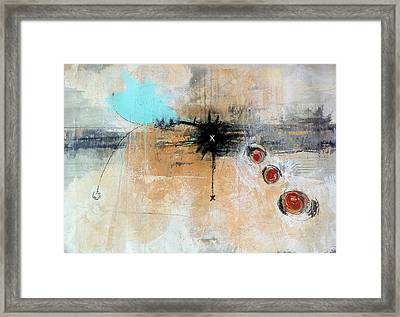 Escape Velocity Framed Print by Mark M  Mellon