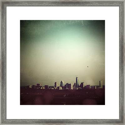 Escaping The City Framed Print by Trish Mistric