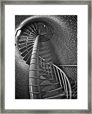 Escher-esque Framed Print by Mark Miller