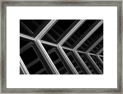 Escher Like Framed Print by Metro DC Photography