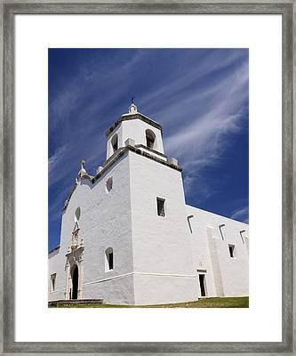 Espirtu Santo Framed Print by Joshua House