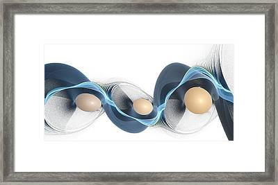 Essence Framed Print by Anastasiya Malakhova