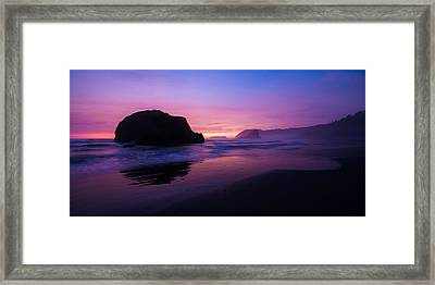 Essence Framed Print by Chad Dutson