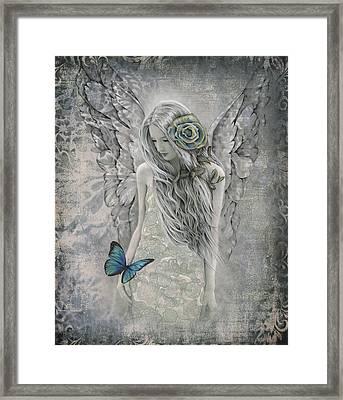 Essence Of Faith Framed Print by Jessica Galbreth