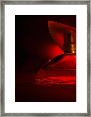 Essence Framed Print by Tom Druin