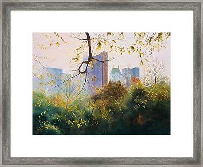 Essex House Framed Print by Daniel Dayley