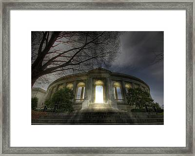 Eternal Life Framed Print by Lori Deiter