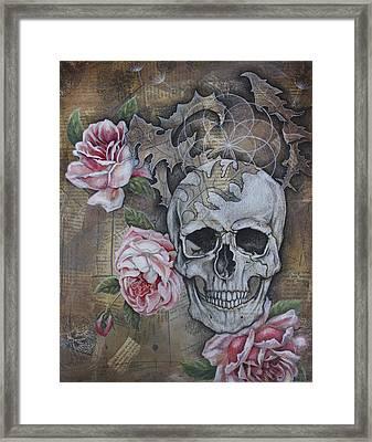 Eternal Framed Print by Sheri Howe