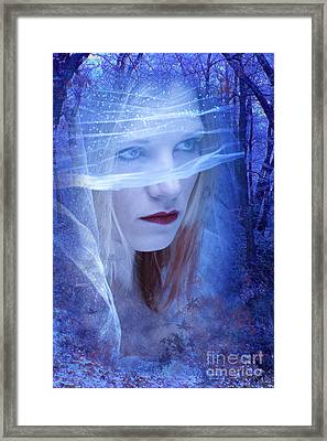 Eternity Framed Print by Donald Davis