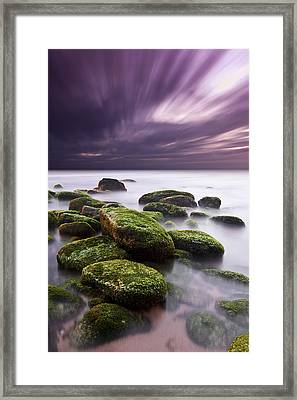 Ethereal Framed Print by Jorge Maia
