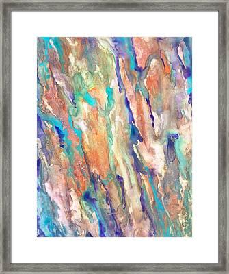 Eucalyptus Framed Print by Rosie Brown