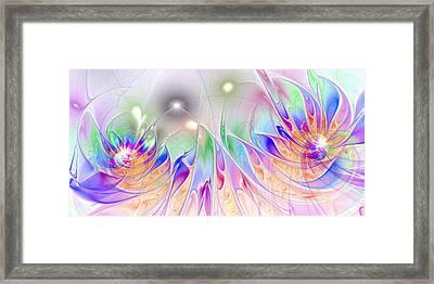 Euphoria Framed Print by Anastasiya Malakhova