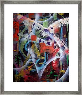 Euphoria Framed Print by Yul Olaivar