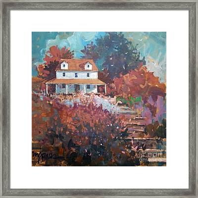 Eureka Springs Framed Print by Micheal Jones