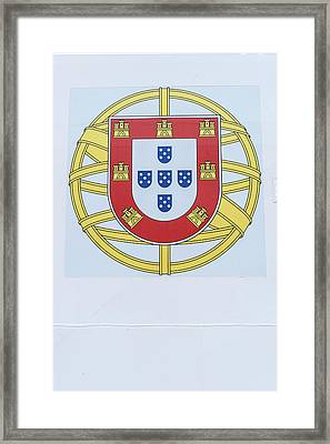 Europe, Portugal, Regua, Portugal's Framed Print by Lisa S. Engelbrecht
