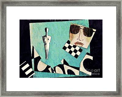Eva Framed Print by Sarah Loft