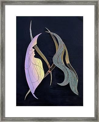 Eve Framed Print by Dan Redmon