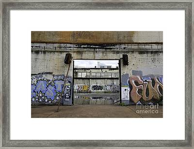 Even More Of The Same Framed Print by Kevin Felts