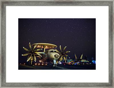 Evening On The Carrier Framed Print by Mountain Dreams