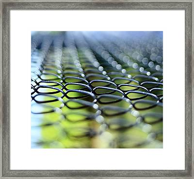 Event Horizon Framed Print by Laura Fasulo