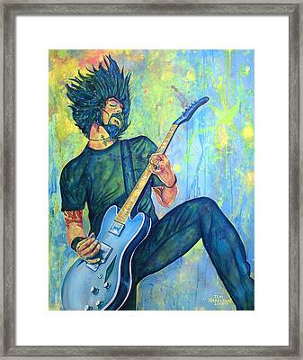 Everlong Framed Print by Tim Hazelton