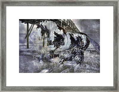 Everpresence  Framed Print by Betsy C Knapp