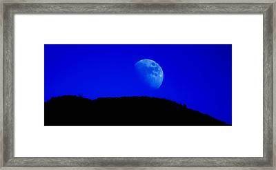 Every Thing's Bigger In Texas Framed Print by Chris Mcmannes