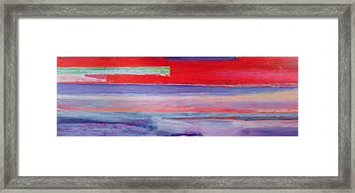 Everybody I Never Slept With Framed Print by Lou Gibbs