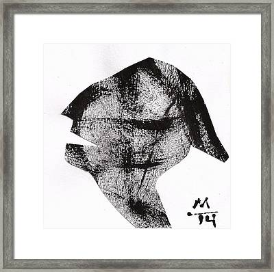 Execo No. 1  Framed Print by Mark M  Mellon