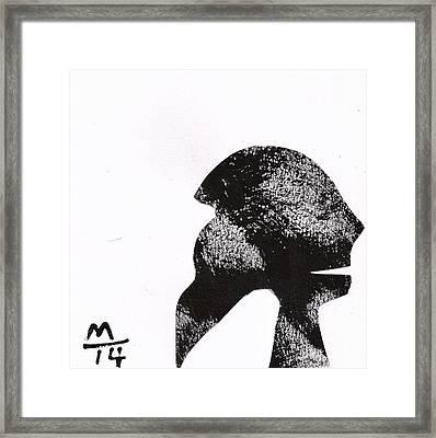 Execo No. 4  Framed Print by Mark M  Mellon