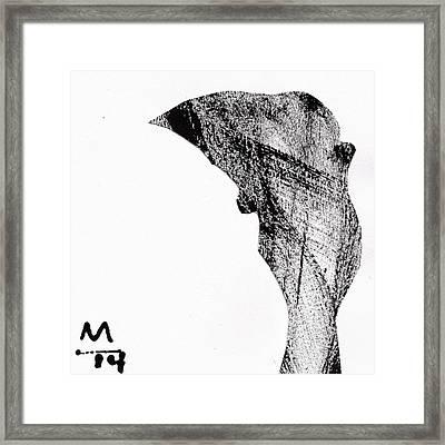 Execo No. 6 Framed Print by Mark M  Mellon