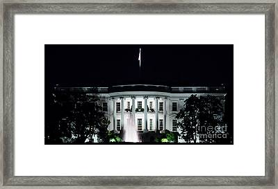 Executive Evening Framed Print by Lee Wilson