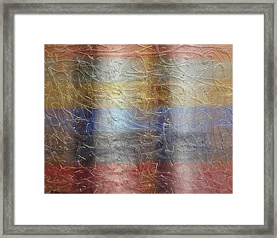 Exotica Framed Print by Shelley Walden