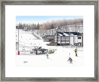 Experience Hidden Valley Framed Print by Albert Puskaric