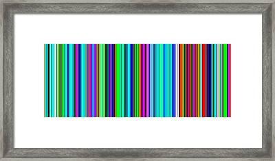 eXplode Framed Print by Jordan Judd