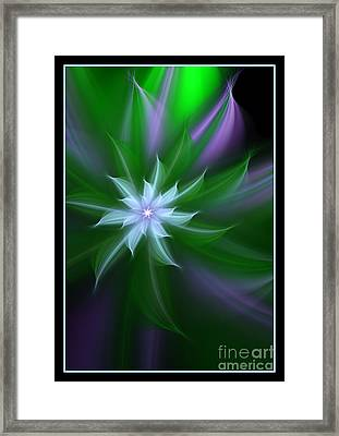 Exquisite Framed Print by Svetlana Nikolova